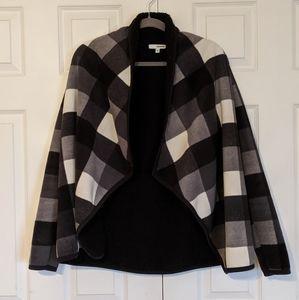 Women's Sherpa Sweater Cardigan